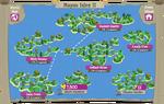 Mayan Isles II map
