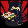 Ninja Assassin Sushi Feed-icon
