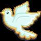 Turtle Dove Cookie-icon