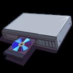 MediaCenter DVDPlayer-icon