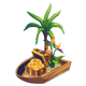 Treasure Boat-icon