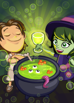 Witch's Brew Victory-icon