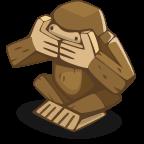 FourWiseMonkeys Iwazaru-icon