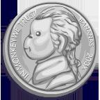 MonkeyMoney Nickel-icon