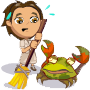 Share Crab Cleanup