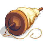 File:MayanWeaving Spindle-icon.png