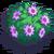 Purple Flower Bush-icon