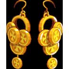 GoldCoinJewelry Earrings-icon