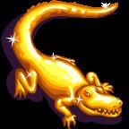 GoldMenagerie GoldenAlligator-icon