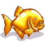 GoldMenagerie GoldenPiranha-icon