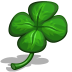 File:LuckyLoot Four Leaf Clover-icon.png