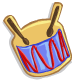 Drummer Cookie-icon