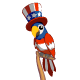 Patriot Parrot-icon