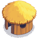 Round Hut-icon