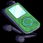 Electronics MP3Player-icon