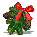 Holiday Cheer Balsam Leaves-icon