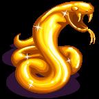 GoldMenagerie GoldenSnake-icon