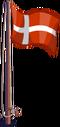 Flag denmark-icon