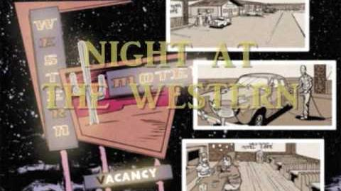 Night at the Western Trailer