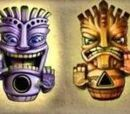 Tikis guardianes