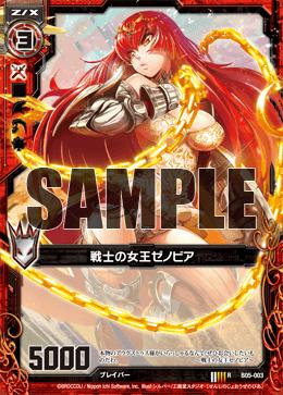 B05-003 Sample
