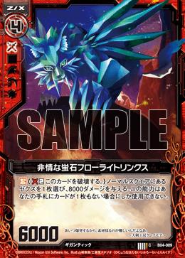 B04-009 Sample