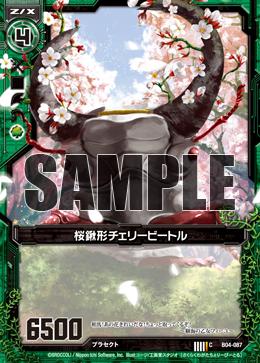 B04-087 Sample