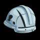Worn Metal Helm