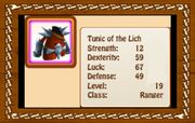 Tunic of the Lich