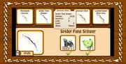 7. spider fang stinger