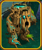 Ghostly Treant