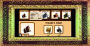 1. traveler's tablet
